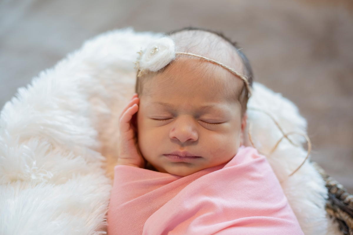 Buckhead Newborn Photographer | BabyAdrienne